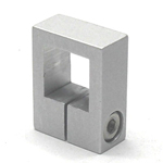 Stainless Steel Square/Round Hole Pipe Joint Stopper