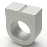 Round Pipe Joint Same-Diameter Hole Type Free Blank