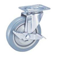 General Caster, TM Series, with Swivel Stopper