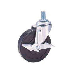 Industrial Casters - SEL Series, Swivel with Stopper