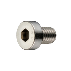 Low Head Bolt with Hexagonal Socket (with Gas Ventilation Hole) - SVLS/SVLS-PC