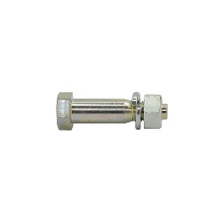 KCL-KCLS flange shape fixed shaft joint - with bolt set