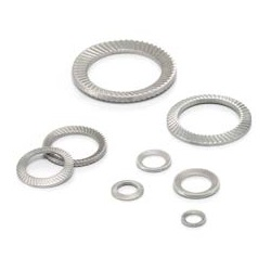 Ribbed Lock Washers SWRS