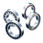Single Row Angular Contact Ball Bearings