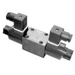 SA series (wiring type: DIN connector type) wet type solenoid valve EBB64-E2