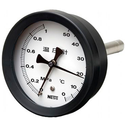 Bi-Metal Thermobarometer BTP Series - T Type
