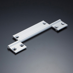 Aluminum Extrusion Long Hinge (Compatible with Various Sizes) AHL-08