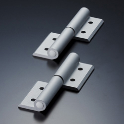 Aluminum Extrusion Hinge for Heavy Loads AHH