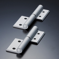 Aluminum Extrusion Hinge for Heavy Loads (Supports Different Types)