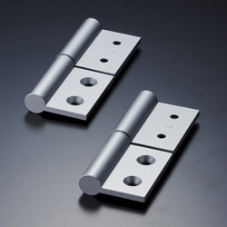 Aluminum Extrusion Hinge Fastener Set for Heavy Loads AHB