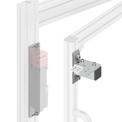 Small Safety Door Switch Bracket Set Type D