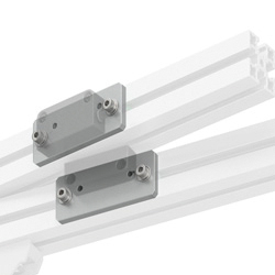 Small Non-Contact Door Switch Bracket Set Type E