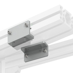 Small Non-Contact Door Switch Bracket Set Type H