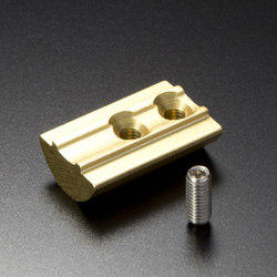 Post-Assembly Insertion Nut (Aluminum) (with Lock Function)