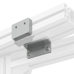 Small Non-Contact Door Switch Bracket Set Type J