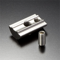 Post-Assembly Insertion Nut (with Stainless Steel Galling Prevention) (with Lock Function)