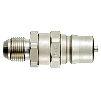 HSP Coupler, Steel, NBR HP-GP Type
