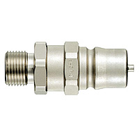 HSP Coupler, Steel, NBR-HP-GS Type