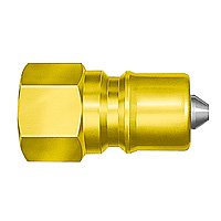 SP-V Coupler, Brass, CR, Plug