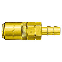 Mold Coupler, K4 Series, Brass, SH