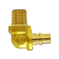 Mold Coupler, Brass, PML