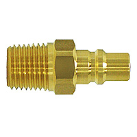 Mold Coupler, Brass, PM
