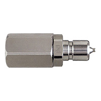 Compact Coupler, Stainless Steel, PF