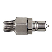 Compact Coupler, Stainless Steel, PM