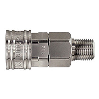 Compact Coupler, Stainless Steel, SM