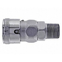 High Coupler BL, Stainless Steel, SM-Type