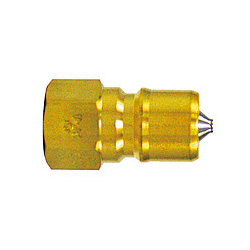 SP Coupler Type A, Brass NBR Plug Female Thread