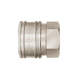 TSP Coupler, Stainless Steel, NBR TSF