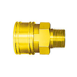 TSP Coupler Brass NBR TSM Type