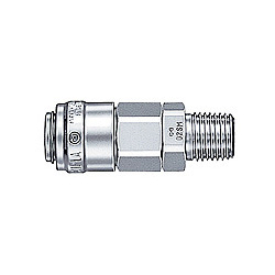 Super Coupler, Steel, SM