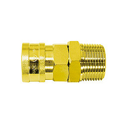 High Coupler Large-Diameter Brass NBR SM Type