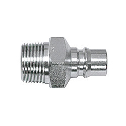 High Coupler, Large-Bore, Steel, PM