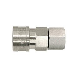 High Coupler, Small-Bore, Stainless Steel, NBR SF