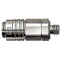 Micro Coupler, Stainless Steel, SM, 05SM