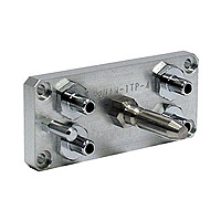 Multi Coupler System, MAM, Brass, 4-Port, Plug