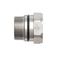 Multi Coupler, MALC-SP, Stainless Steel, Screw-In for Medium Pressure, Plug