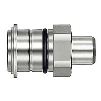 Multi- Coupler MAS Type with Stainless Steel Snap Ring and Fixed Plug