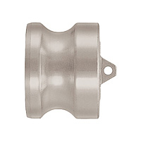 Lever Lock Coupler, Stainless Steel, L-SD Type