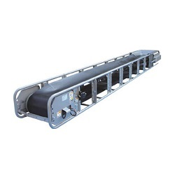 Modular Belt Conveyor Boat Bottom Receiver Type