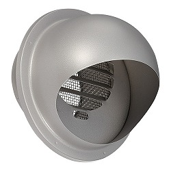 Outdoor Ventilation Opening, Stainless Steel, Eccentric Type, With/Without Fireproof Damper, KS-89SH00D10 To 86SH00DD110