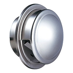 Outdoor Ventilation Opening, Stainless Steel, Rain Resistant Type, With/Without Fireproof Damper, KS-8960SHG To 8660SHD