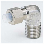 QuickSeal Series Insertion Type (Stainless Steel) 90° Elbow (Inch Size)