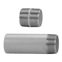 Stainless Steel Screw-In Tube Fitting Stainless Nipple