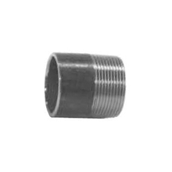 Stainless Steel Screw-In Tube Fitting Side-Screw Nipple