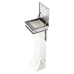 Square Evacuation Hatch (Built-in Escape Chute Type)