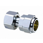 Flexible Hose Cut Joint FCJ18 Type Adapter with Nut
